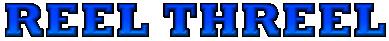 Reel Threel Charters Logo