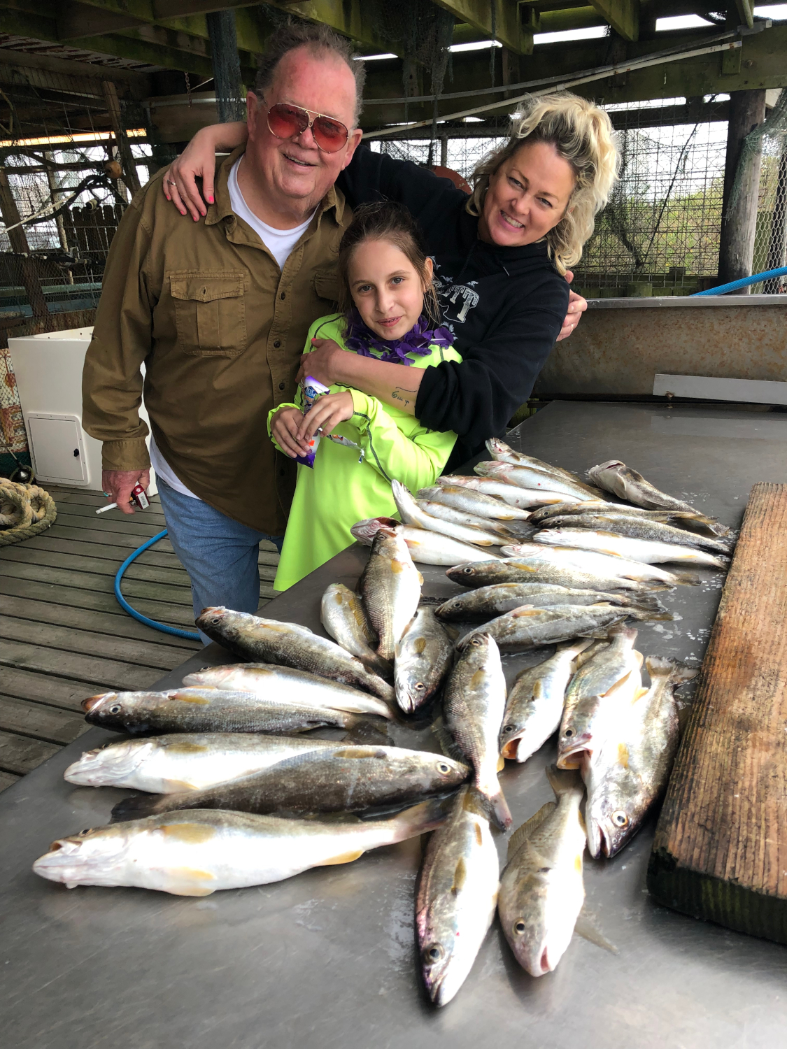Freeport & Surfside Offshore, Deep Sea & Bay Fishing for: Red Snapper, Kingfish, Amberjack, Cobia, Dolphin, Wahoo, Tuna, Shark, Redfish, Flounder, Trout
